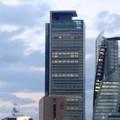 写真: 名古屋高速から見た名駅ビル群 No - 10