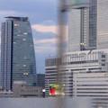 写真: 名古屋高速から見た名駅ビル群 No - 13