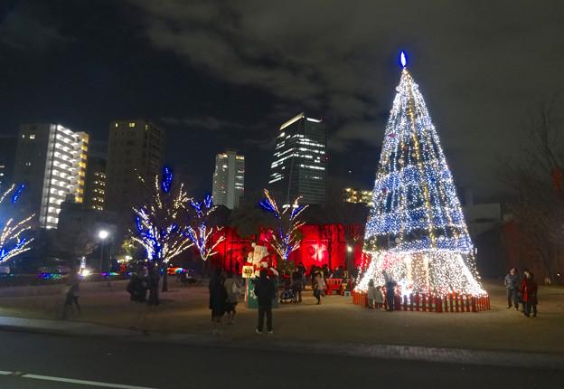 ノリタケの森のクリスマスイルミネーション 2013 No - 45