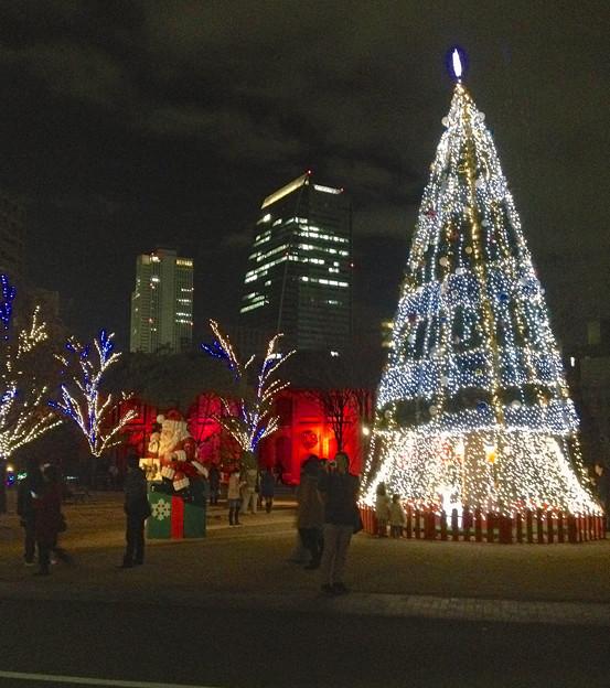 ノリタケの森のクリスマスイルミネーション 2013 No - 46