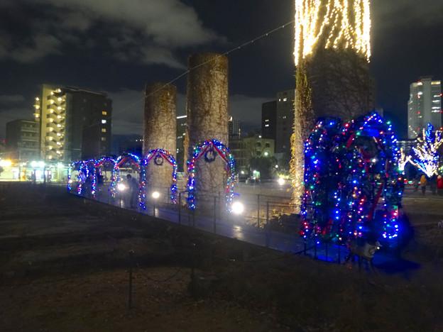 ノリタケの森のクリスマスイルミネーション 2013 No - 52