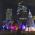 写真: ノリタケの森のクリスマスイルミネーション 2013 No - 56