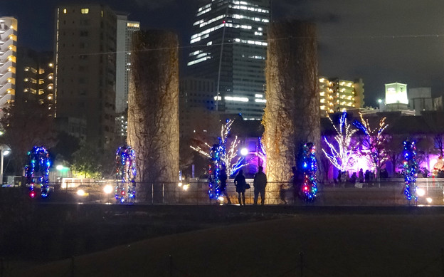 ノリタケの森のクリスマスイルミネーション 2013 No - 60