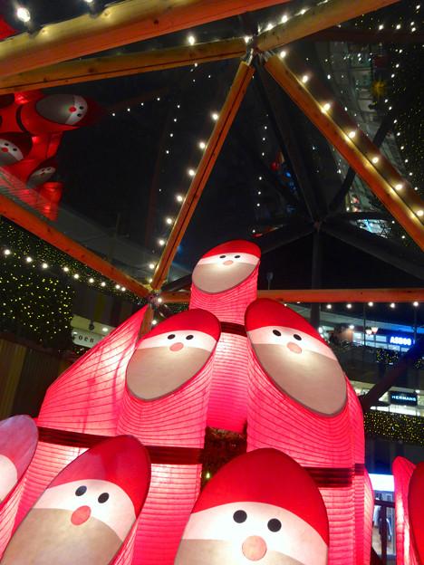 写真: アスナル金山のクリスマス・イルミネーション 2013 No - 24
