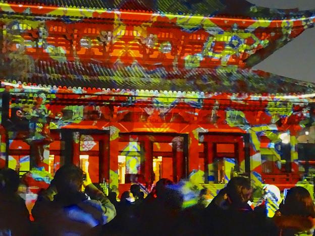 東別院の大晦日 2013 No - 25:D-K Live デジタル掛け軸