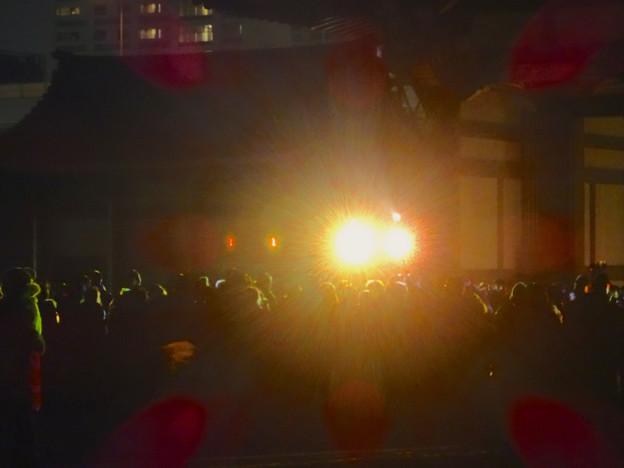 東別院の大晦日 2013 No - 29:D-K Live デジタル掛け軸