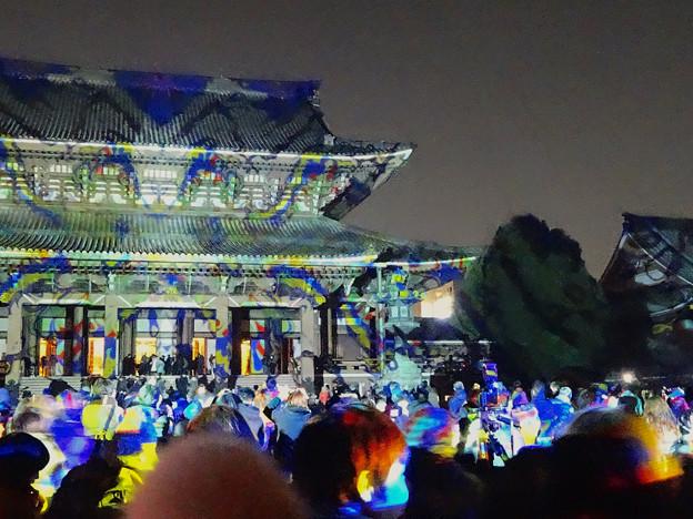 東別院の大晦日 2013 No - 43:D-K Live デジタル掛け軸