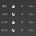 写真: Weathercube 1.4:デザインがiOS 7に最適化 - 2