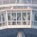 写真: スカイボートから見た景色 No - 129:名古屋テレビ塔展望階にいる人々