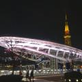 写真: オアシス21から見た、夜の名古屋テレビ塔 - 11