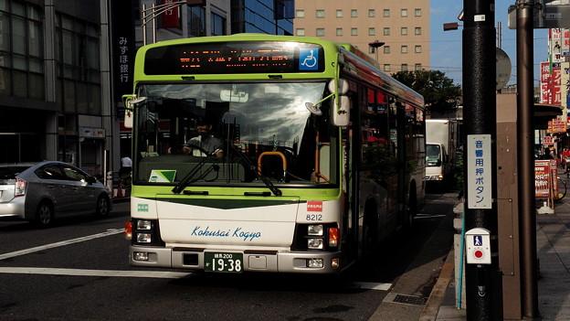 8212号車 [赤23]西新井駅 ゆき