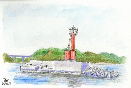 20130517鳴門の堤防