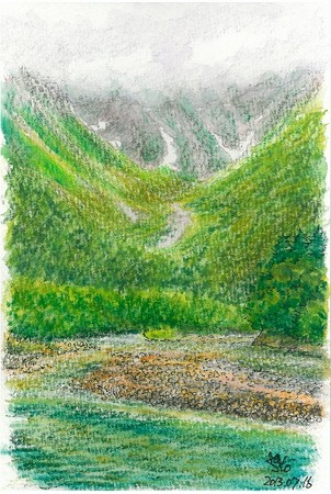 20130716岳沢
