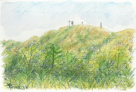 20131218大茶臼山