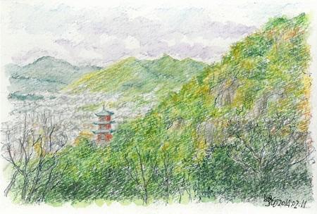 20140211権現山
