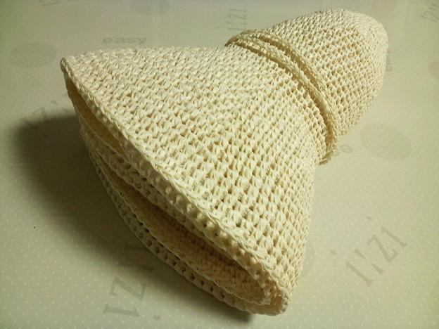 ◆アミアンdeヘレンカミンスキー風帽子◆