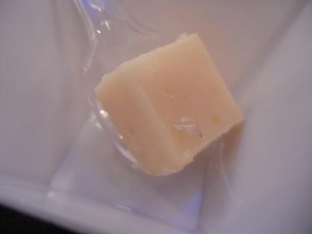 越生柚子の生チョコ