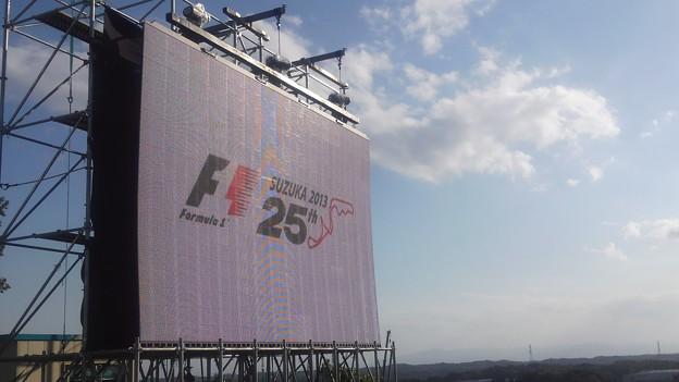 鈴鹿サーキットF1開催25周年です♪