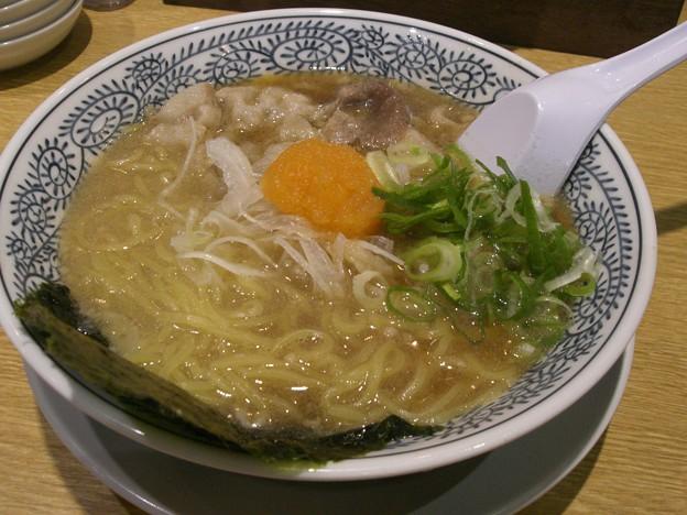 丸源ラーメン 2013.07 (10)