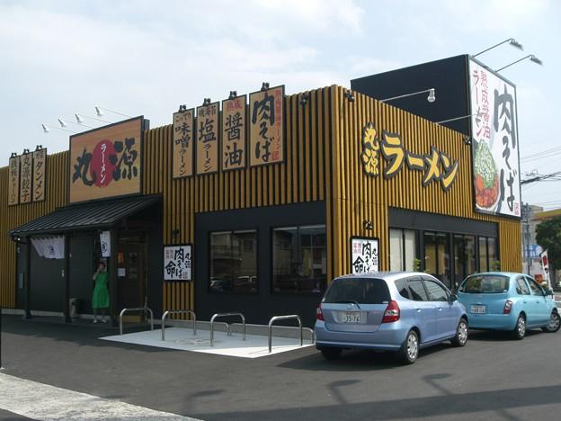 丸源ラーメン 2013.09 (01)