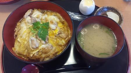道の駅親子丼 1260円