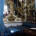 写真: 国王の寝室(シュタイン城)