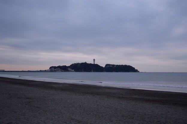 今朝の江ノ島 #湘南 #藤沢 #海 #波 surfing #wave #mysky