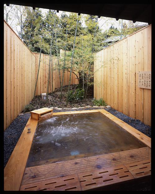 日田産檜風呂