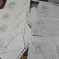 サケノサカナOP釣り上げるアニメコマ