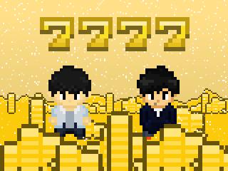 7777ツイート達成-サケノサカナ