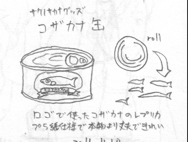 サケノサカナグッズ - kozakanacan