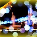 Illuminations and fountains........