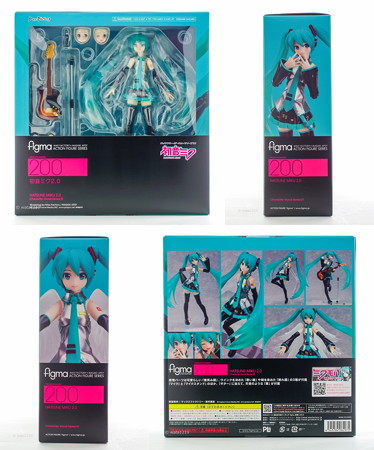 [figma 200] 初音ミクver2.0 箱1