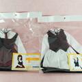 天使の衣-ボルドーカフェスタイルセット&ブラックカフェスタイルセット
