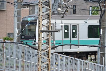 E233系2000番台@松戸-金町間 [7/24]