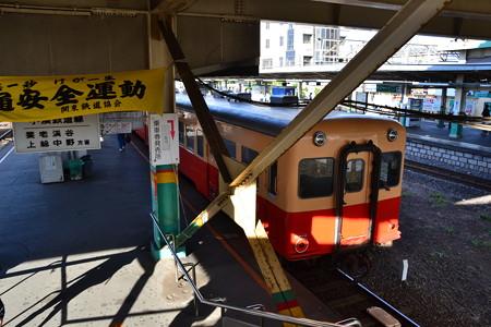 階段の上から@五井駅 [8/16]