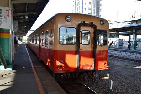 キハ200形@五井駅 [8/16]