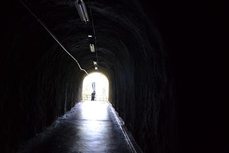 トンネルの向こうに...@養老渓谷周辺 [8/16]