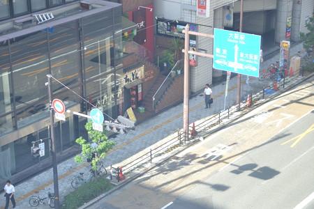 大阪の朝@大阪駅周辺 [8/22]