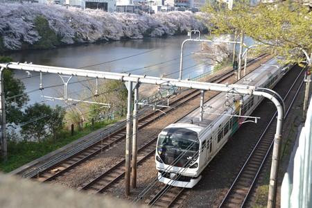 E2357系0番台@飯田橋-市ヶ谷 [3/28]