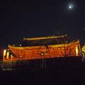 Photos: 丸の中から金色の弁天堂が望まれます245c