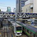 Y500と山手、湘南新宿。