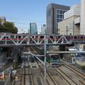 埼京線205と東横線5050。