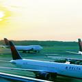 デルタ航空。