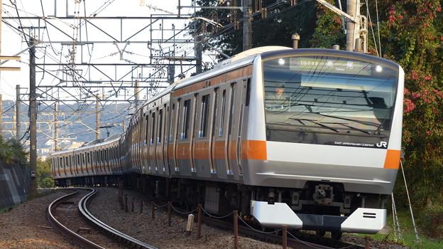 Photos: 中央線 豊田S字カーブ撮影地