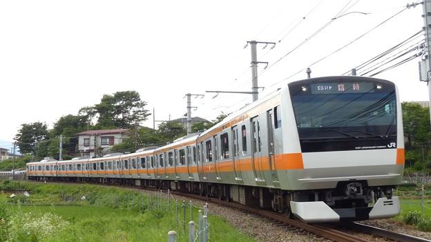 Photos: 快速 山梨富士号 新宿行き