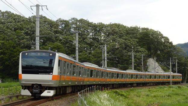 Photos: 快速 山梨富士号