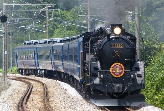 高崎線130周年記念 臨時団体列車