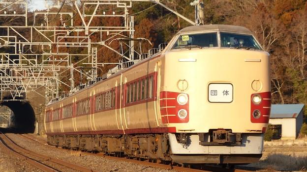 ぐるっとちば 北総号 臨時団体列車