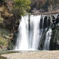 写真: 龍門の滝